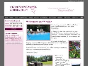 Clode Sound Motel and Restaurant