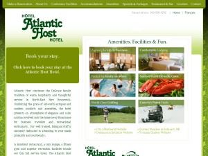 Atlantic Host Hotel Bathurst