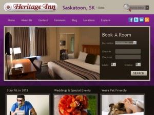 Heritage Inn High River
