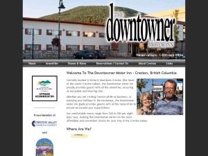Downtowner Motor Inn Creston