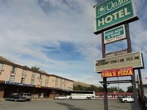 Oasis Hotel Cache Creek