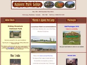 Agassiz Park Lodge