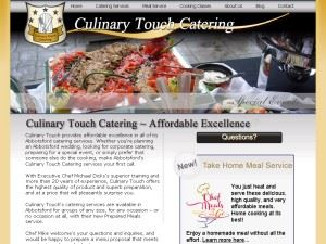 Culinary Touch Catering
