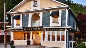 The Kettle Creek Inn