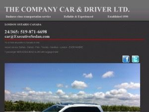 The Company Car & Driver