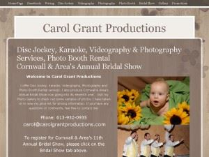 Carol Grant Productions  - DJ, Photos & Photo Booth