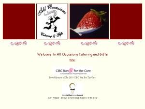 All Occasions Catering and Gifts