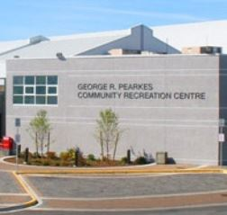 Pearkes Recreation Centre