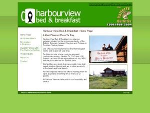 Harbour View Bed & Breakfast