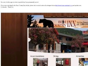 Bear Country Inn Motel & Restaurant