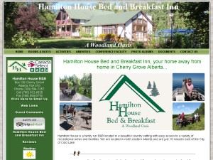 Hamilton House Bed & Breakfast