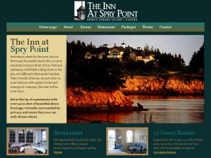 The Inn at Spry Point