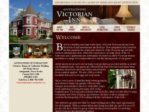 Antigonish Victorian Inn Bed & Breakfast