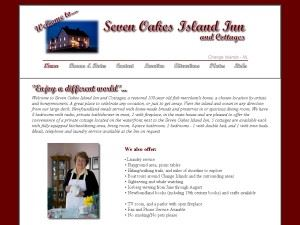 Seven Oakes Island Inn and Cottages