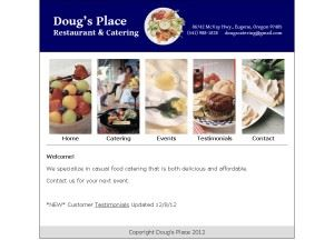 Doug's Place Catering