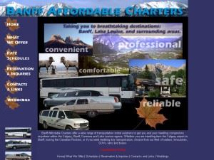 Banff Affordable Charters