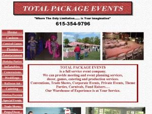 Total Package Events, LLC
