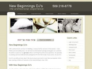 New Beginnings DJ's