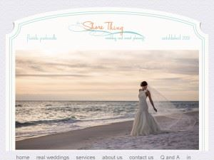 "It's a ""Shore"" Thing - Wedding & Event Planning"
