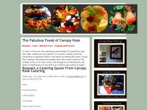 Canopy Rose Culinary Arts Studio & Catering Company
