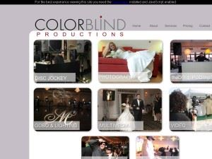 Colorblind Productions Videography