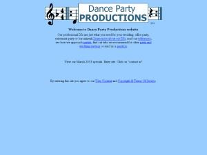 DANCE PARTY PRODUCTIONS