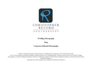 Christopher Record