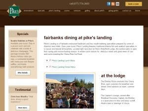 Pike's Landing @ Pikes Waterfront Lodge