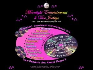 Moonlight Entertainment & Disc Jockeys