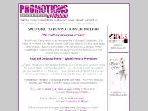 Promotions In Motion, LLC