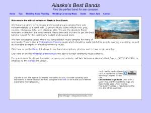 Alaska's Best Bands