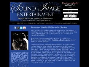 Sound Image Entertainment - DJ