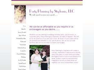 Party Planning by Stephanie LLC