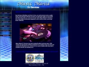 Music Mania DJ Services