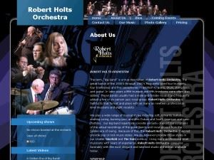 The Robert Holts Orchestra