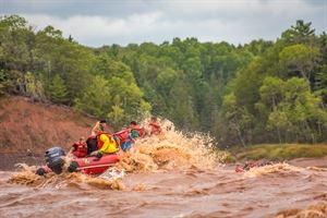 Shubenacadie Tidal Bore Rafting Park & Cottages