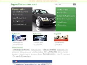 Legend Limousines and Tours