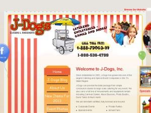 J Dogs Carnival Style Catering