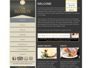 The Mansion on Main Street- Off-Site Caterer
