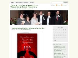 Love, Laughter & Elegance: Wedding & Event Planning