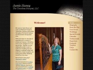 The Timeless Harpist