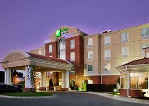 Holiday Inn Express Hotel & Suites Kansas City- Grandview