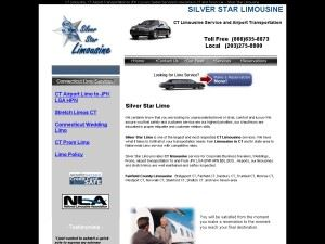 silver star limousine