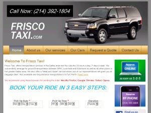 Frisco Taxi And Limo