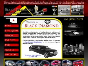 Black Diamond Limousine Service: Oklahoma City