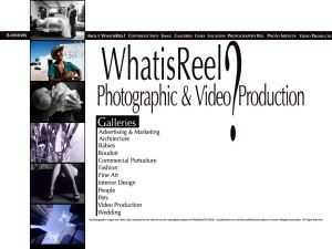 WhatisReel? Photographic and Video Production