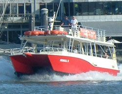Seagull II: Galveston Harbour Tours