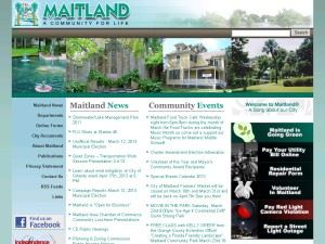 City of Maitland LS Weddings