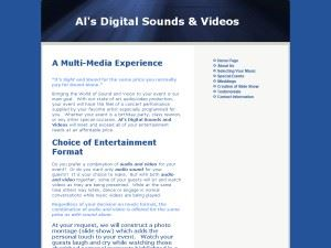 Al's Digital Sounds And Videos