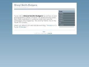 Sheryl Smith-Rodgers
